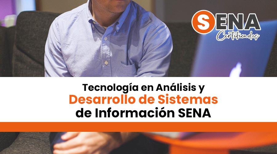 Análisis y Desarrollo de Sistemas de Información SENA