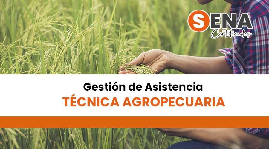Gestión de Asistencia Técnica Agropecuaria