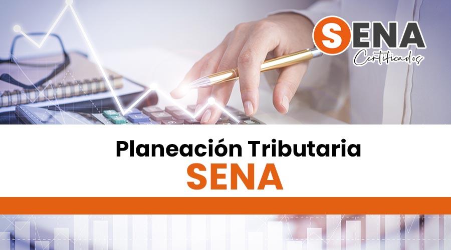 Planeación Tributaria Sena
