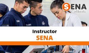 ¿Cómo ser Instructor del Sena?