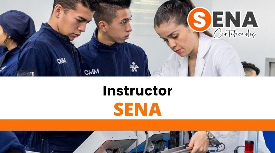 Cómo ser Instructor del Sena