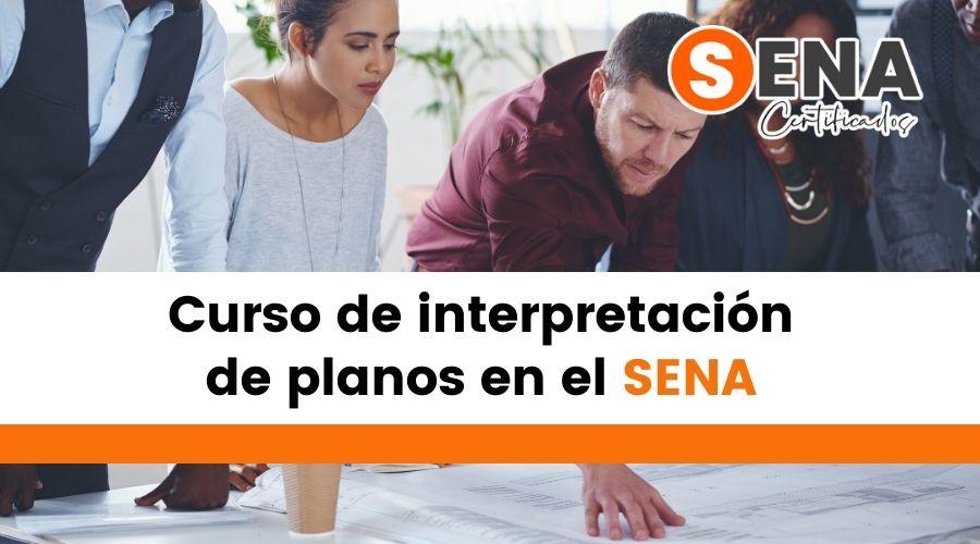 Curso de interpretación de planos Sena
