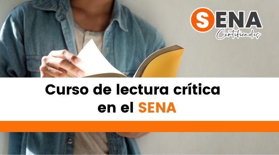 Curso de lectura crítica en el SENA