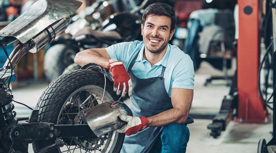 curso de mantenimiento de motos sena
