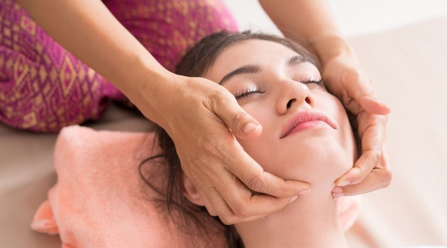 curso de masaje sena